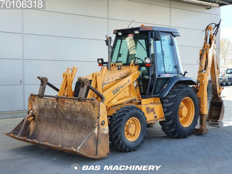 Case IH 580 SLE - 1999