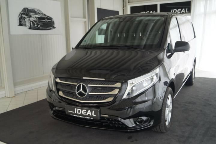 Mercedes-Benz Vito Kasten 116 CD/BT lang - 2015