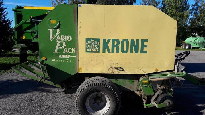Krone Vario Pack 1500 - 2000