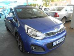 2011 Kia Rio tech 1.4 For Sale For R 135000