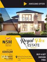 Royal flex estate