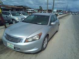 Superb honda accord 2008 for sell