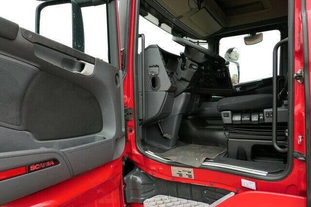 Scania R500 La Mna, V8 Motor, Topliner, Hydr. Anlage - 2012 - image 9