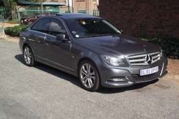 2011 Mercedes-Benz C-Class C 180 BE Avantgarde A/t