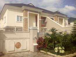 Newly built 4bedroom Duplex for rent at Gwarinpa