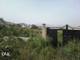 1200sqm of land for sale, government allocation, Mpape