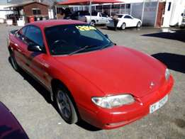 Mazda MX6 3.0 manual 1995 on month end special sale R20000