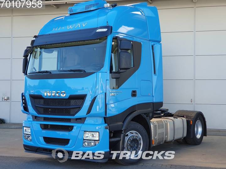 Iveco AS400S48 4X2 Intarder Standklima Euro 6 - 2015