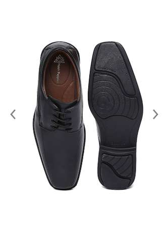 Hush Puppies Original Black Formal SHoe Isolo - image 2