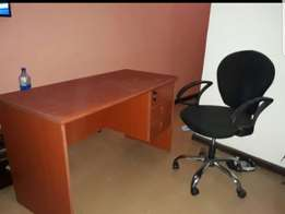 Mini office table and chair 4fit