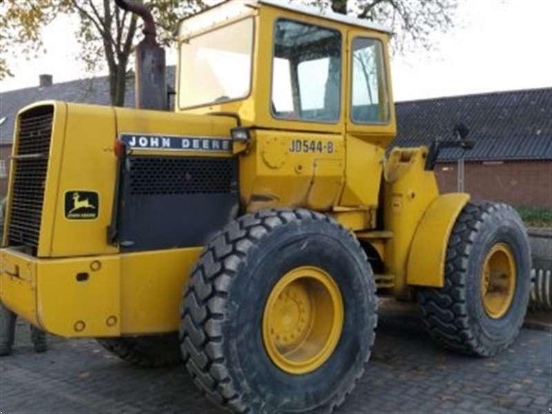John Deere 544 B - 1976