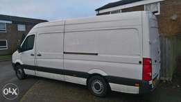 VOLKSWAGEN CRAFTER. 1980cc. 6 manual gear box
