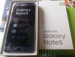Brand new sumsung galaxy note 5