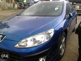 Manual Peugeot 407 Tokunbo