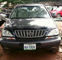 EXCELLENTLY Clean, 4 months Used,Direct Toks, First Body Lexus Rx300