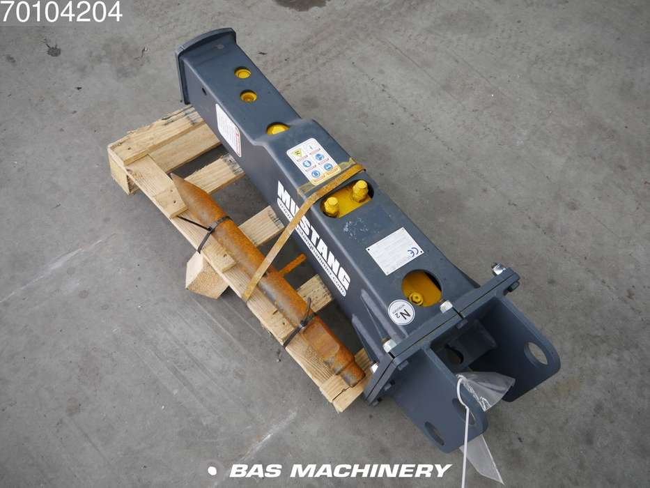 Mustang HM160 New hammer - suits mini excavator - 2019 - image 2