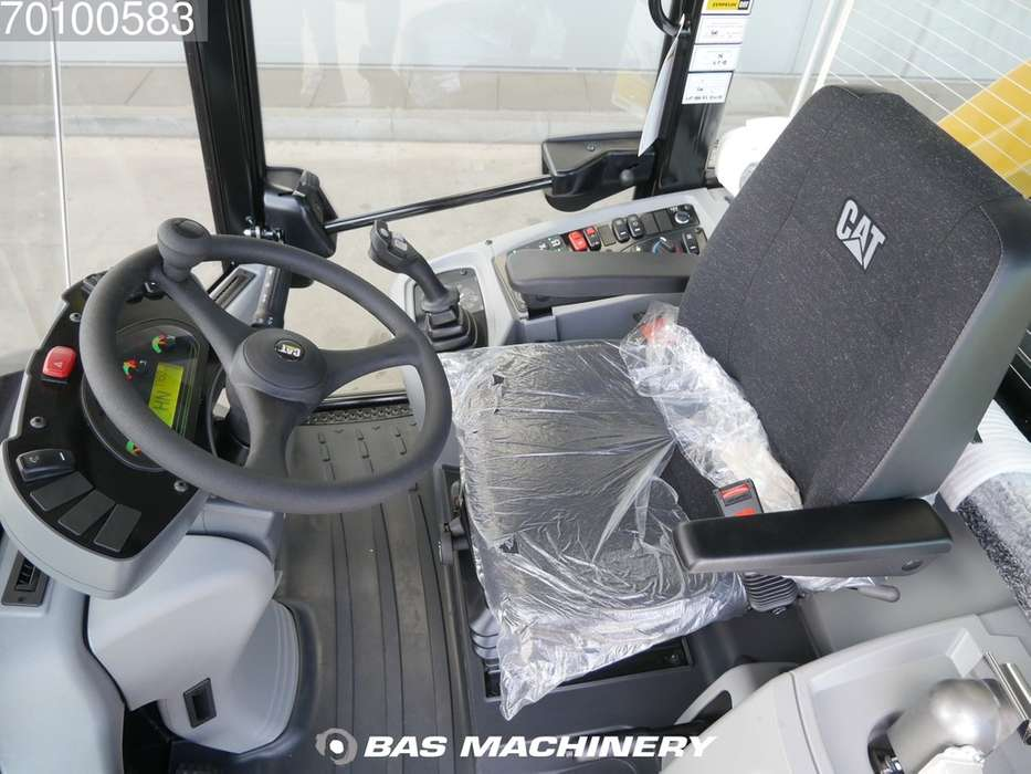 Caterpillar 906 M Bucket and forks - ride controle - warranty - 2019 - image 11