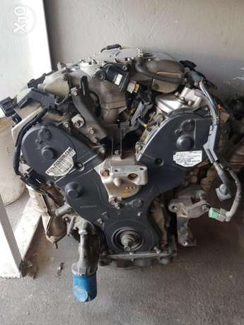 Accord 2003 to 2007 V6 Engine Head Block