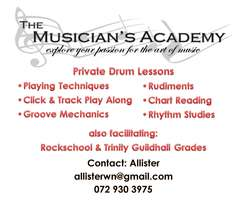 Private Drum Lessons - Roodepoort/ Northcliff