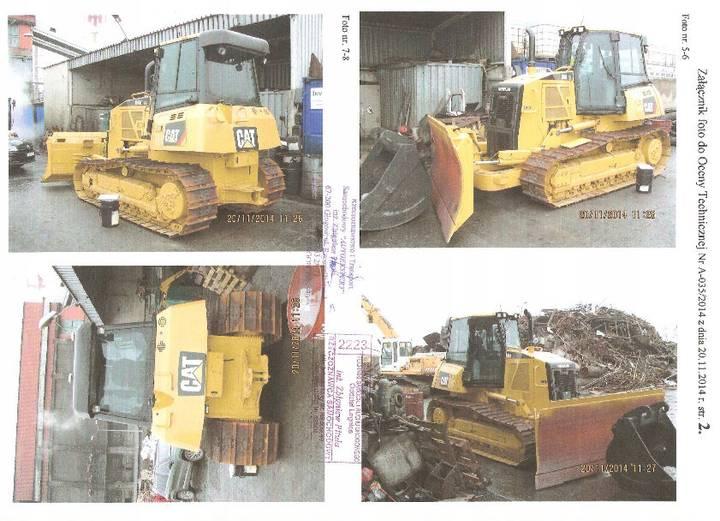 Caterpillar D6K XL - 2008
