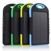 10000 mah Dual-USB Waterproof Solar Power Bank