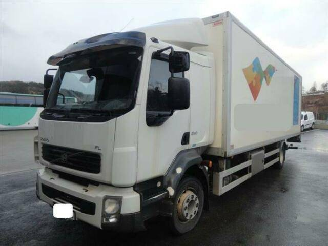 Volvo FL240 SOON EXPECTED 4X2 MANUAL EURO 5 - 2011