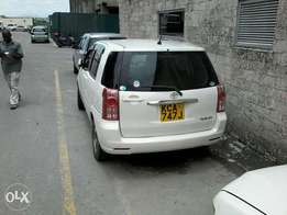 Toyota raum 1500cc automatic accident free very clean