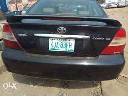 Toyota Camry 2.4 2003 XLE first body