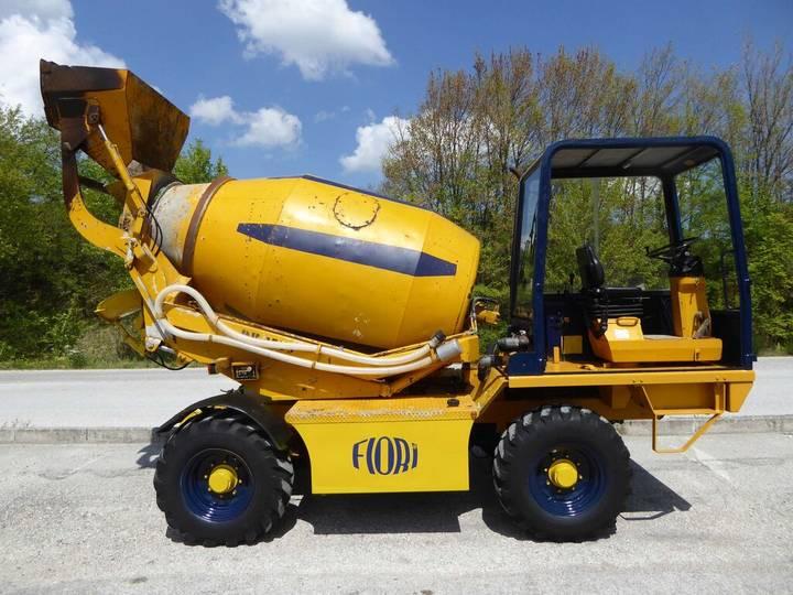 Fiori DB 350 S - 2001