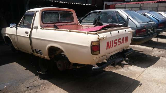 Nissan 1400 Now Breaking for PARTS!! Johannesburg - image 1