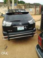 08 rx350 6month used full option