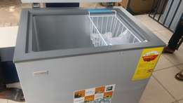 Nasco 100Litre Chest Freezer Single Door.