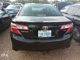 Toyota Camry 2013 model
