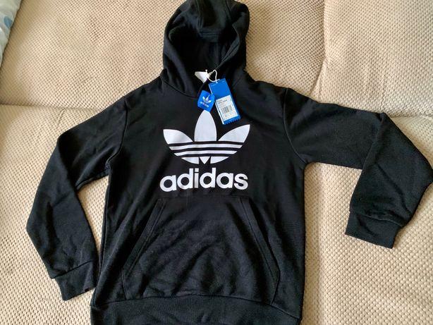Bluza Adidas trefoil oryginal Warszawa Mokotów • OLX.pl
