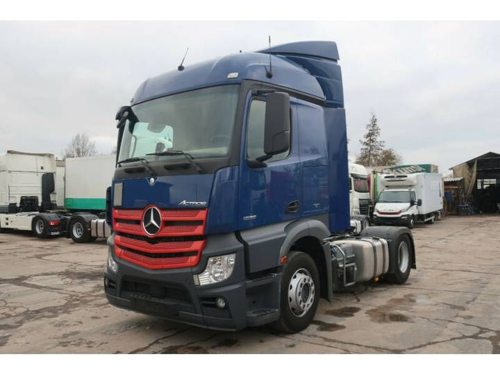 Mercedes-Benz Actros 1836 E6 / Leasing - 2014