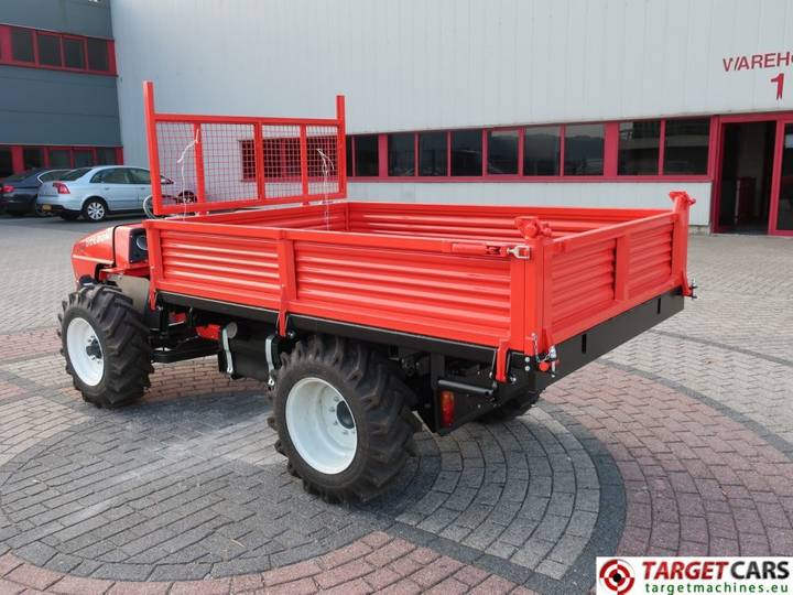 Goldoni Transcar 28RS Utility 4WD Tipper 3-Way Dumper NEW - image 4