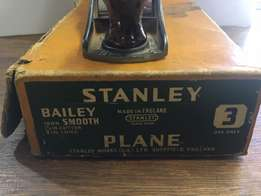 Stanley Woodplane No.4