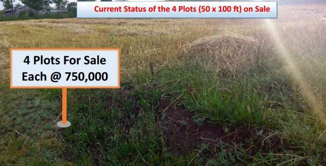 4 plots for sale Nakuru-Njoro road Nakuru East - image 5