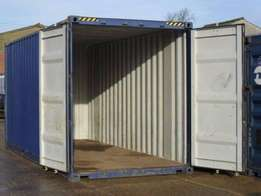 3M,6M and 12M Used Containers