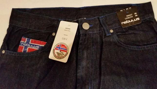 dbed6d0a88bb9 Spodnie męskie jeans Nebulus rozm S, nowe Jadowniki - image 3