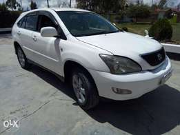 Quick sale Toyota Harrier 240G, good condition, buy and drive