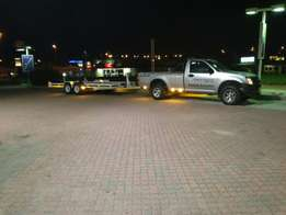 Car transporting / towing services