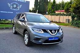 2014 Nissan X trail 2.0 in very good condition