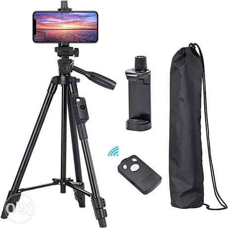 Brand New Tripod with Free Bluetooth Remote