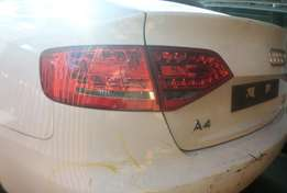 Taillights Audi A4 1.8t Ambition