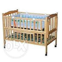 baby crib or cot