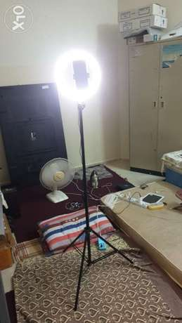 Ring light n stand