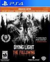 Ps4 games facry primal and dying light