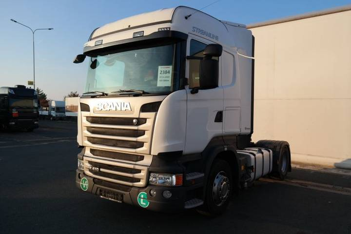Scania R410 LA HYDRAULIKA - 2014