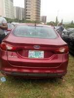 Ford Fusion 2014 model